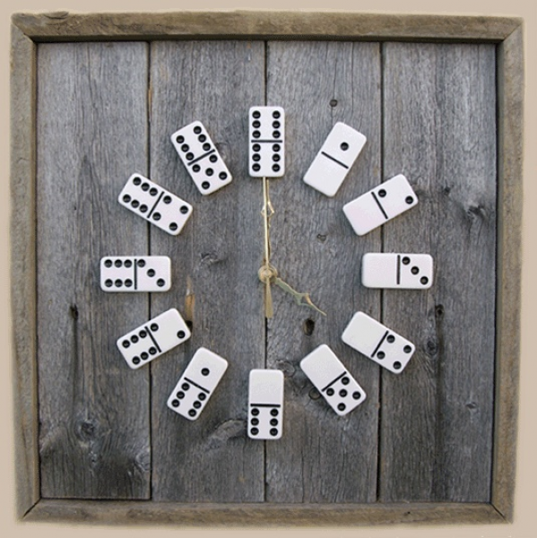Unique DIY Wall Clocks -Refurbished Ideas