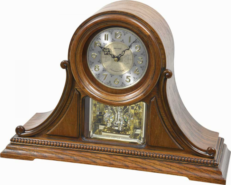 ... home rhythm mantel clocks wsm newcastle mantel clock by rhythm clocks
