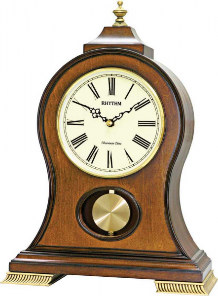 WSM Sonata Mantel Clock by Rhythm - $250 - $499 Clocks