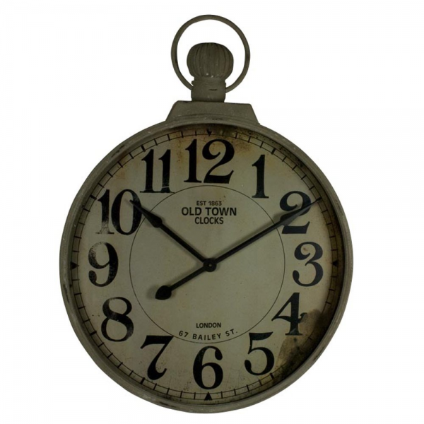 ... View All Clocks ‹ View All Metal Clocks ‹ View All Clock Clocks