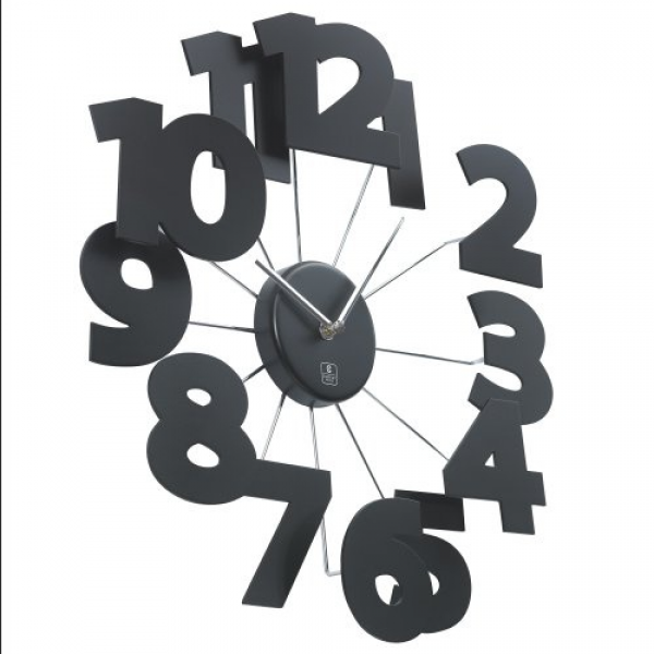 39.99 CUPECOY DESIGN 3D Wood and Metal Wall Clock From CUPECOY DESIGN