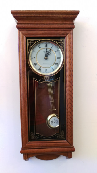 Verichron Westminster Chiming Quartz Wall Clock | eBay