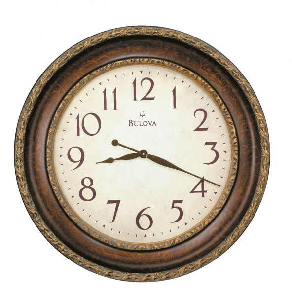 Old World Wall Clock | Bulova Ravenna