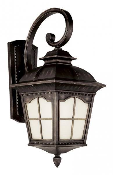 ... Energy Efficient Outdoor Wall Mount Lantern - Trans Globe PL-5420 AR