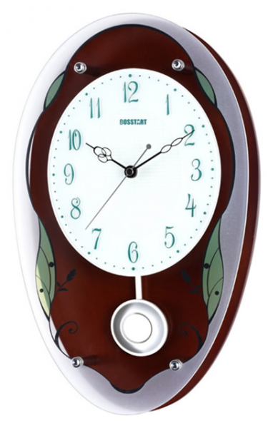 China Pendulum Wall Clock (AR-2001A) - China clock, pendulum clock