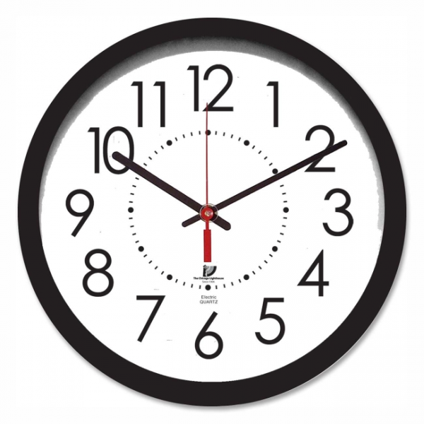 Chicago Lighthouse Electric Wall Clock - 67801103 - Clocks - CHICAGO ...