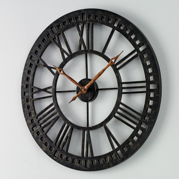 Roman Numerals Hanging Clock | Kohl's