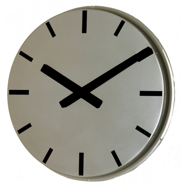 Large Modern Wall Clock - 820mm Diameter - The Sydney Clock Company
