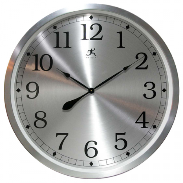 Home > Decor > Home Decor > Clocks > Large Contemporary Wall Clock