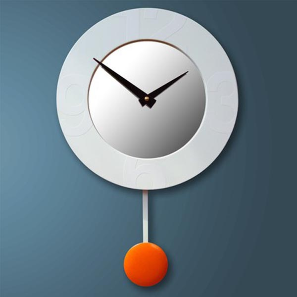 ... Wall Clocks For Decorating Your Wall: Modern Wall Clocks With Pendulum