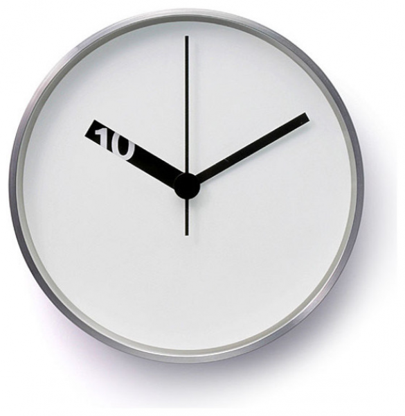 Extra Normal Wall Clock - Contemporary - Wall Clocks - by AllModern ...