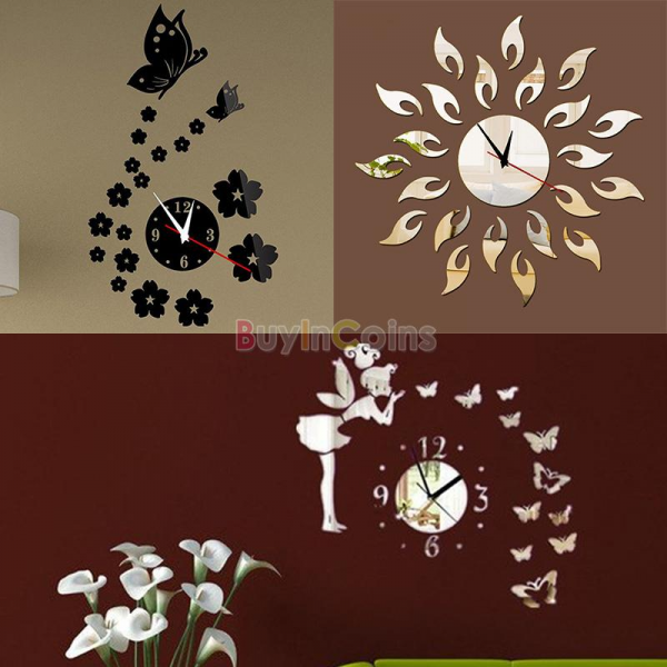 Home & Garden > Home Decor > Clocks > Wall Clocks