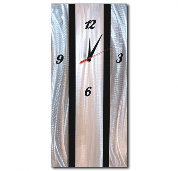 Home / Wall Clocks / Plain Wall Metal Clocks / Modern Wall Art Clock