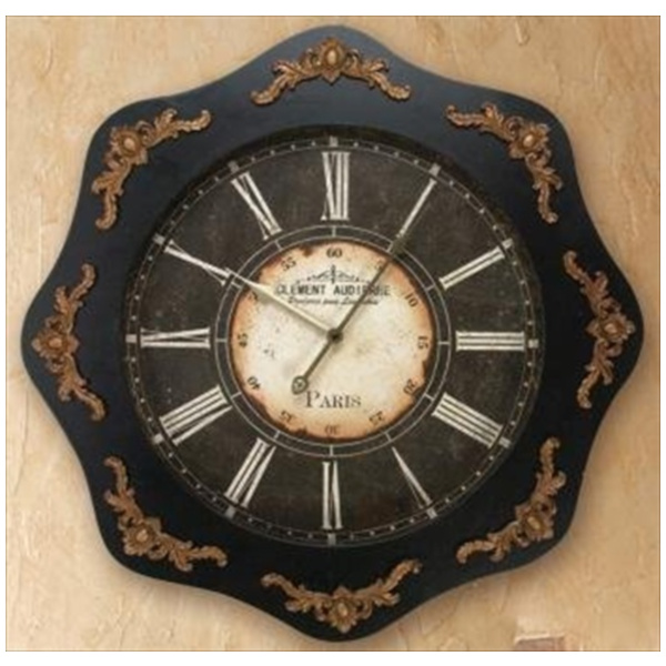 Manual Woodworkers And Weavers Paris Decorative Clocks Wood Composite ...