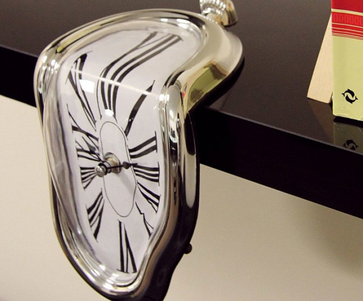 Melting Clock | Shop online, Best gift, Cool things, Product review ...