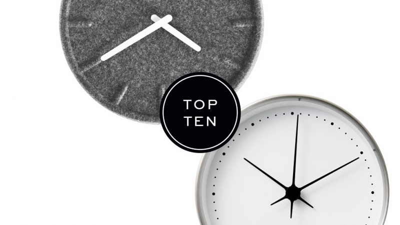 Top 10: Wall Clocks | MyDomaine.com