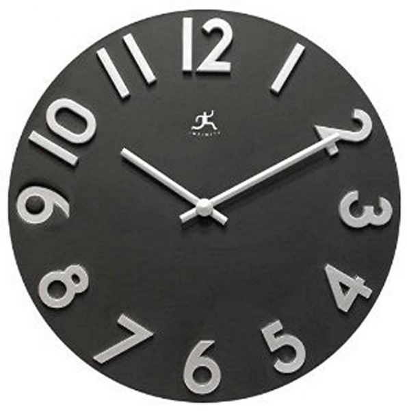 Black Wall Clock | Best Clock