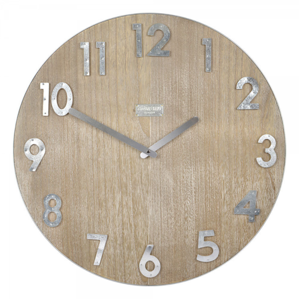 Thomas Kent|Large Kitchen Wall Clock|Beachcomber Clock - Candle and ...