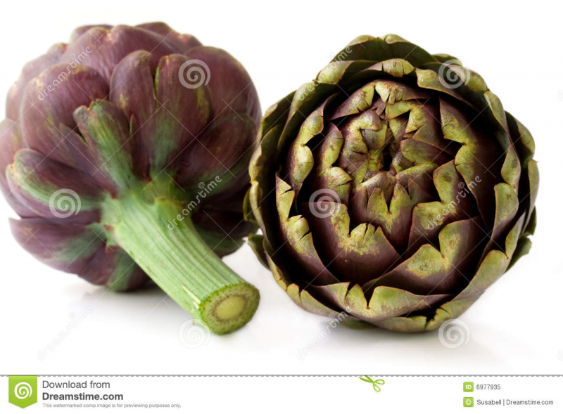 Artichokes Royalty Free Stock Photo - Image: 6977935