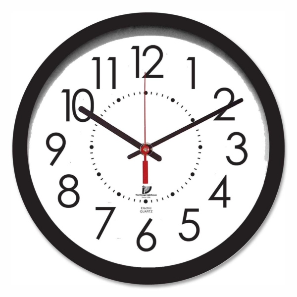 Chicago Lighthouse Electric Wall Clock - Electric - By Chicago ...