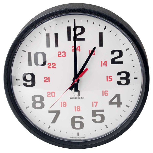 Electric Shop Wall Clock | GEMPLER'S