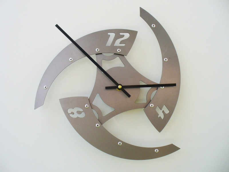 Etsy Wednesday: 6 Modern Wall Clocks | Redesign Revolution