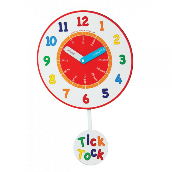 ... London Clock Company ‹ View All Childrens ‹ View All Wall Clocks