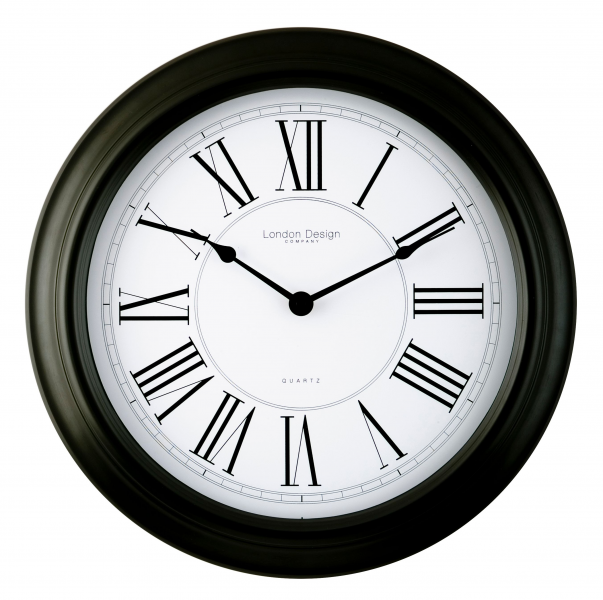 London Clock Round Quartz wall clock - review, compare prices, buy ...