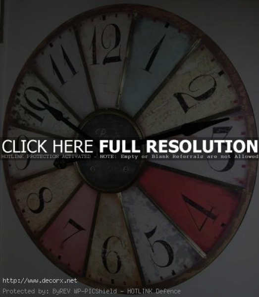 large wall clocks | Home and Decoration