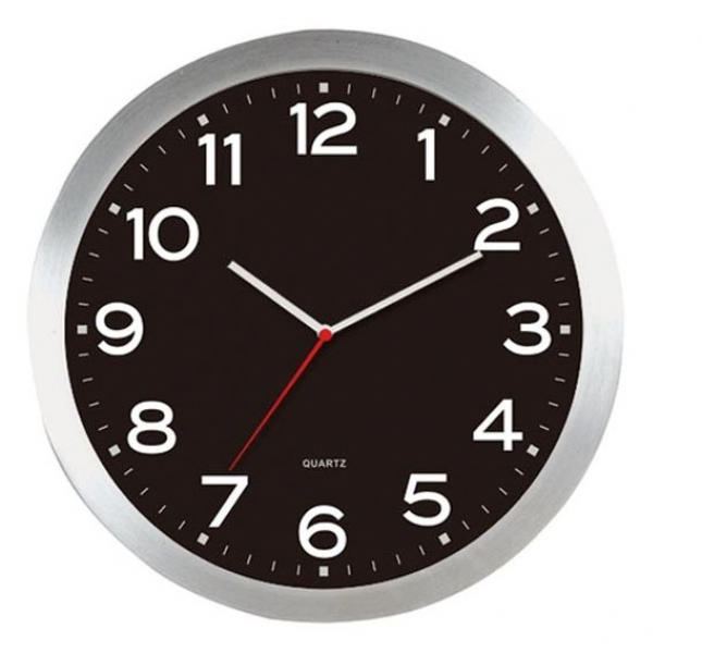 ... Small Modern Wall Clock (CWM0087) - China Wall Clock, Metal Clock