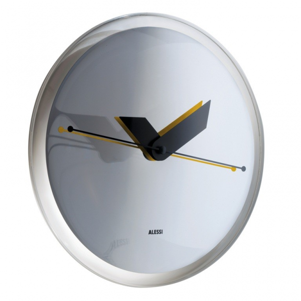 Home › Brands › Alessi ›Alessi Sole Mirror Wall Clock