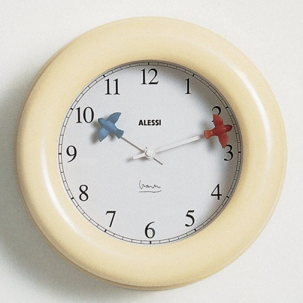 Graves Wall Clock, Graves Wall Clocks & Alessi Wall Clocks | YLiving