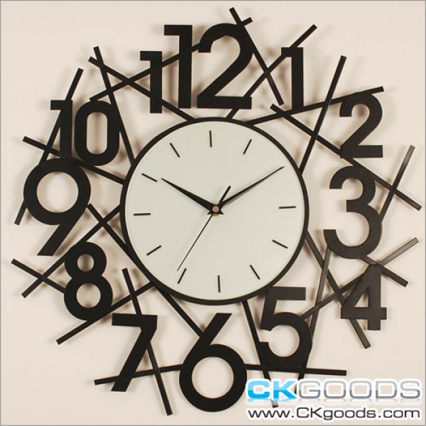 Fashion and Art Trend: Unique, Creative and Stylish Wall Clock Designs