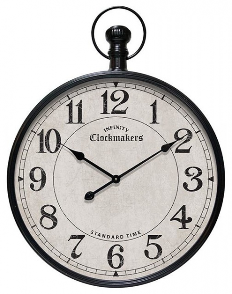 Grand Central Pocket Watch Wall Clock - Traditional - Wall Clocks
