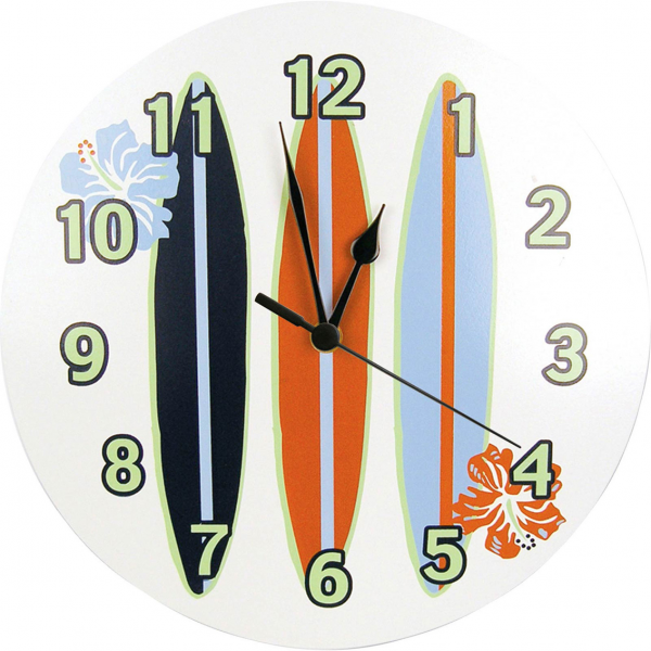 Trend Lab Wall Clock Surf's Up | Wall Décor | Baby & Toys | Shop The ...