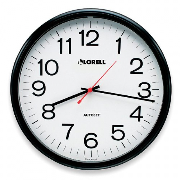 ... Radio Controlled Wall Clock - Digital - Quartz - Atomic (LLR60994