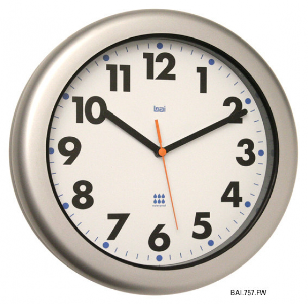 Home > Products > Aquamaster 12.5 inch Wall Clock