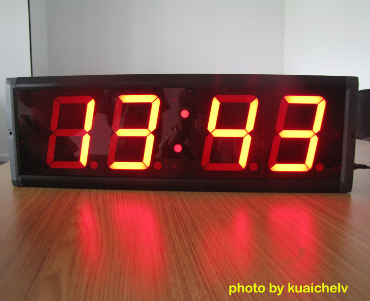 Large LED Countdown Timer