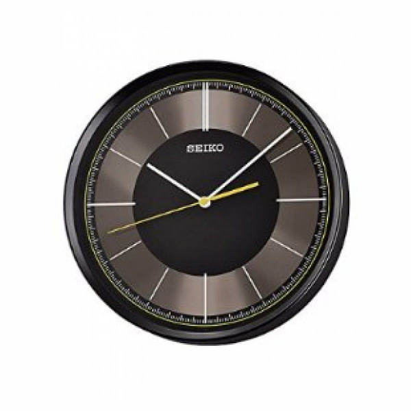 Seiko Seiko Clocks Monroe Quiet Sweep Wall clock #QXA612KLH ...