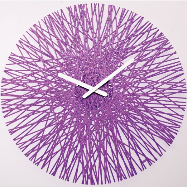 Home › Brands › Koziol › Koziol Purple Silk Clock