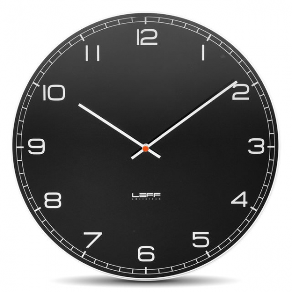 One25-Embossed-Stainless-Steel-Wall-Clock