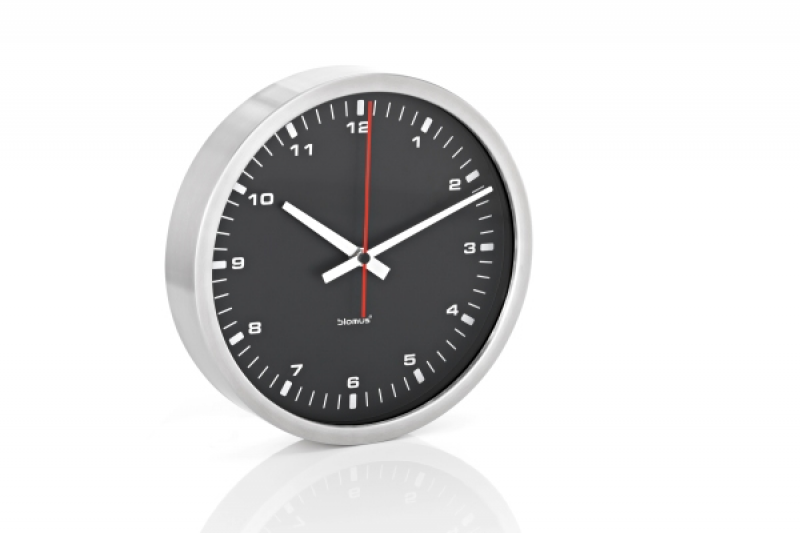 ... wall clock | Blomus | Era clock | Funky wall clocks - £39.00