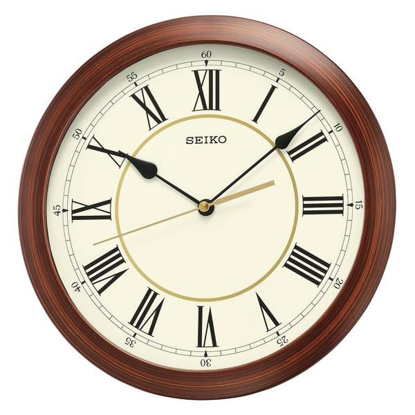 Details about Seiko QXA597ALH Japanese Quartz Wall Clock , New, Free ...