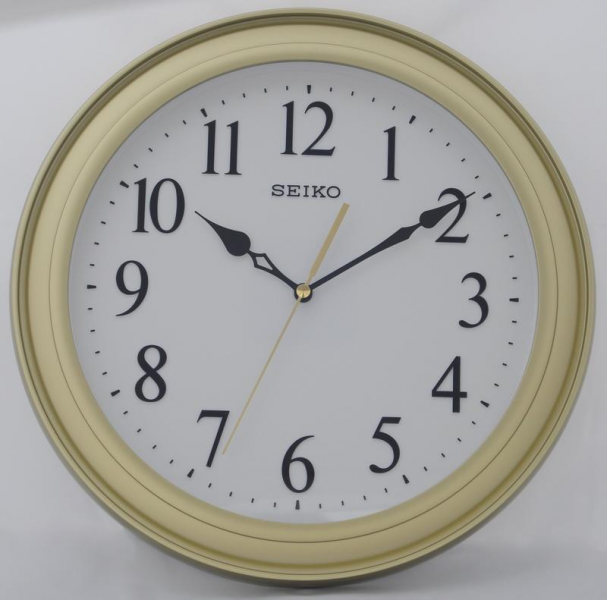 Seiko Quartz Wall Clock QXA552G 12.5 INCH (Sarawak, end time 1/16/2014 ...