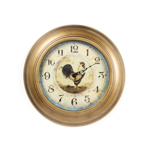 Ashton Sutton 14 Provence Rooster Wall Clock & Reviews | Wayfair ...
