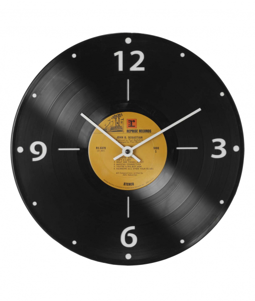 RECORD CLOCK | LP, Vintage Vinyl, Timepiece, Wall Art | UncommonGoods
