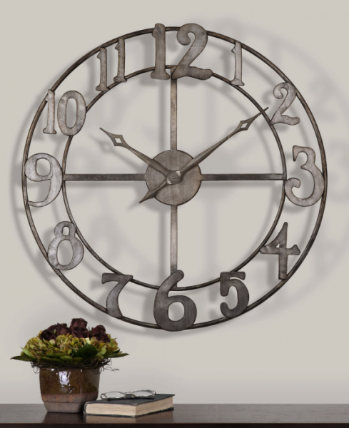 Modern Contemporary Metal Wall Clocks Modern Wall Clocks