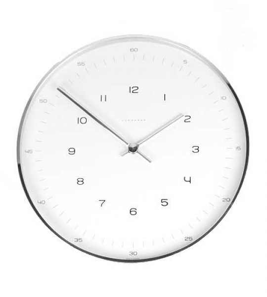 ... , Wall Clocks, General Stores, 450, Max Bill, Bill Design, Bill Wall