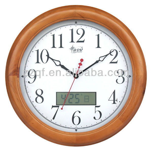 Day Date Time Wall Clock - Buy Day Date Time Wall Clock,Analog Wall ...