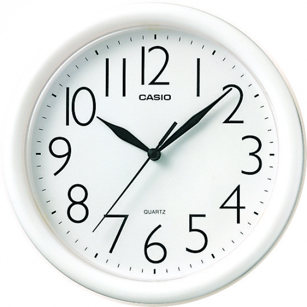 ... Wall Clock Price in India - Buy Casio IQ-01-7R Analog 24.6 cm Dia Wall